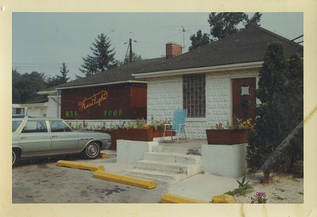 Whitey's Premium Chili Manufacturers Restaurant in the 1960's