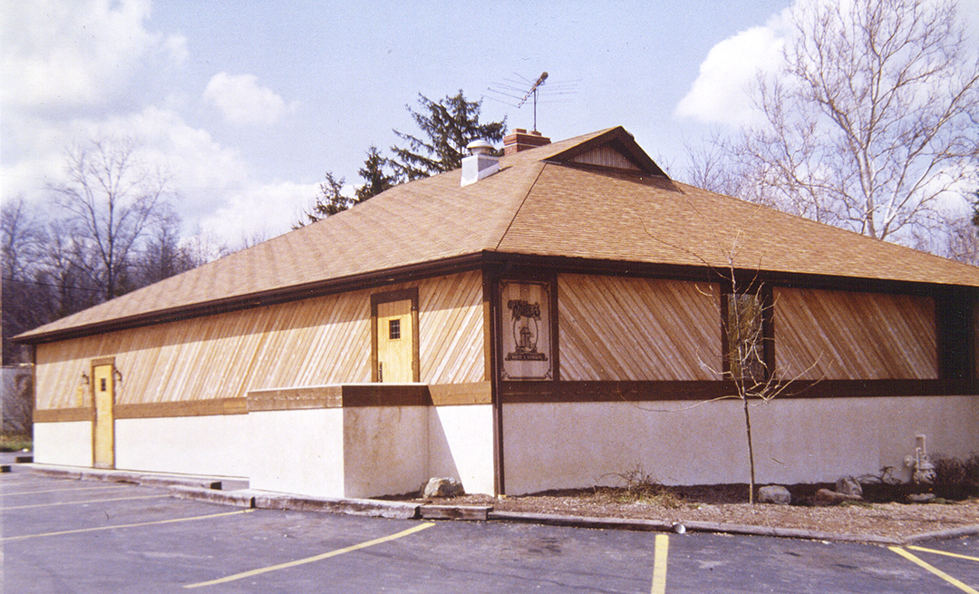 Whitey's Premium Chili Manufacturers Restaurant in the 1980's